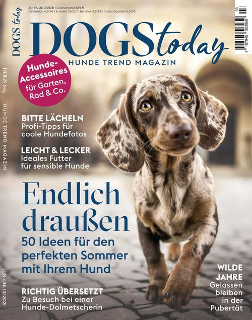 Dogs Today Ausgabe 03/2021