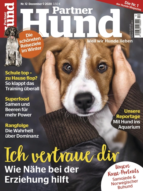 Partner Hund Ausgabe 12/2020