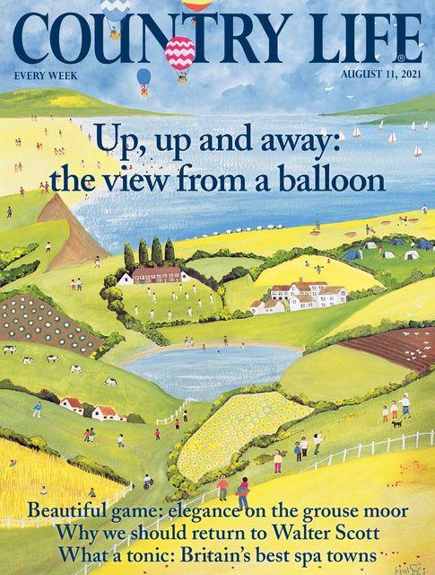 Country Life Magazine 2021-08-11