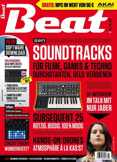 Beat Magazin (DE) Ausgabe 06/2021