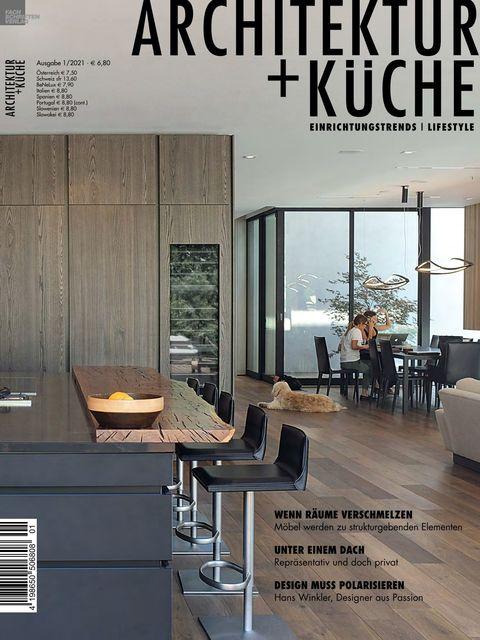 Architektur + Küche Magazin Ausgabe 2021