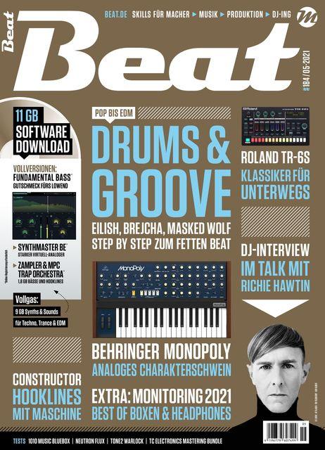 Beat Magazin (DE) Ausgabe 05/2021