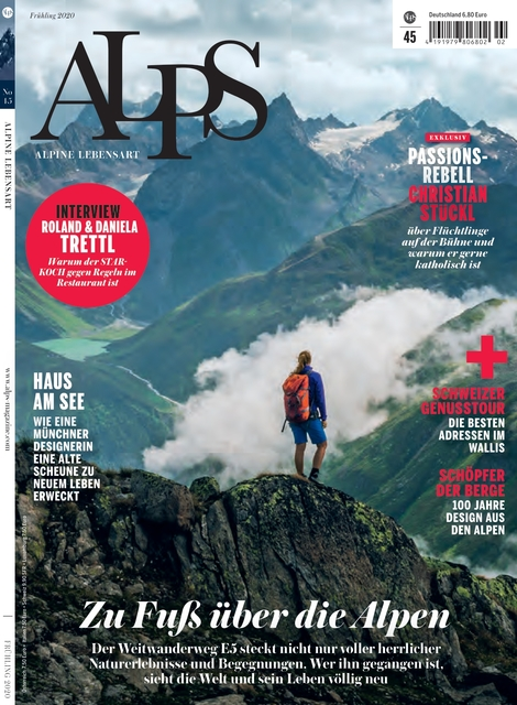 ALPS Magazine Ausgabe 02/2020
