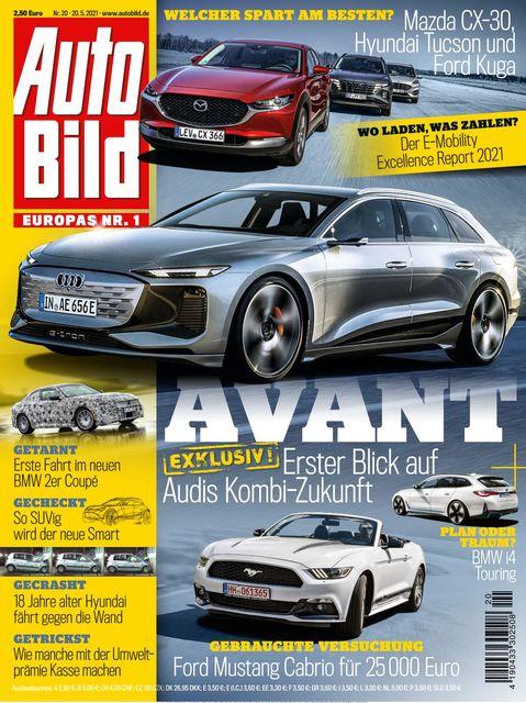 AUTO BILD 2021-05-20