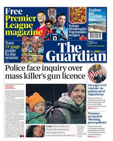 The Guardian - 2021-08-14