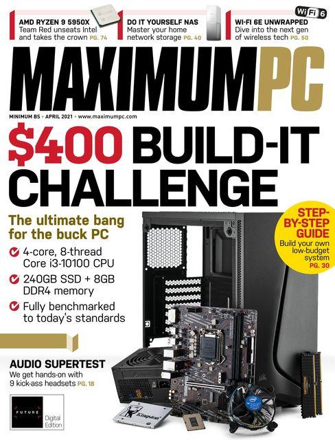 Maximum PC Magazine 2021-03-30