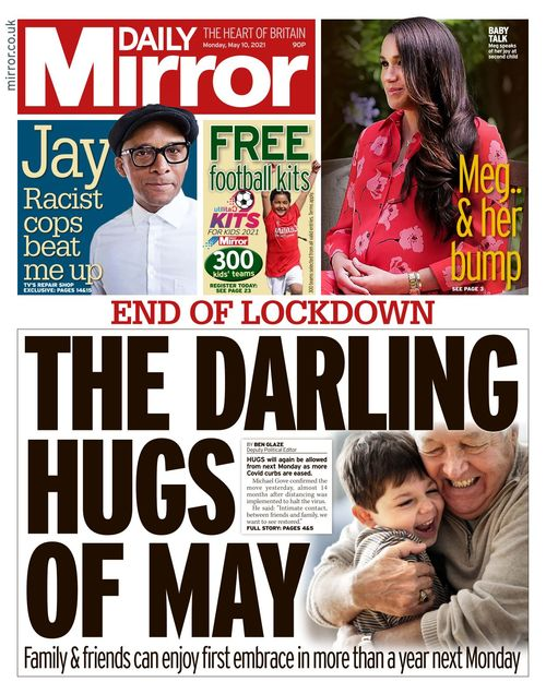 Daily Mirror 2021-05-10