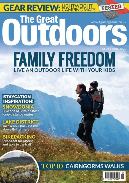 The Great Outdoors issue 06/2021