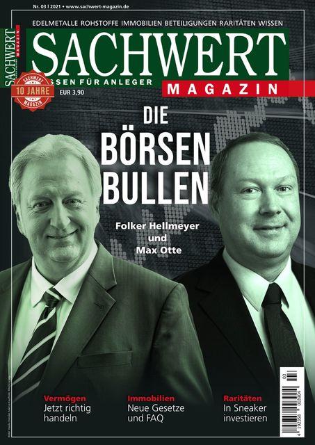 Sachwert Magazin Ausgabe 03-2021