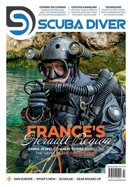 Scuba Diver Magazine Issue 38