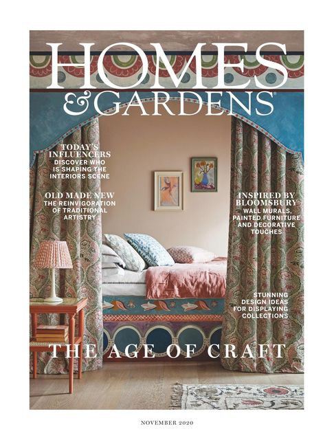 Homes & Gardens issue 11/2020