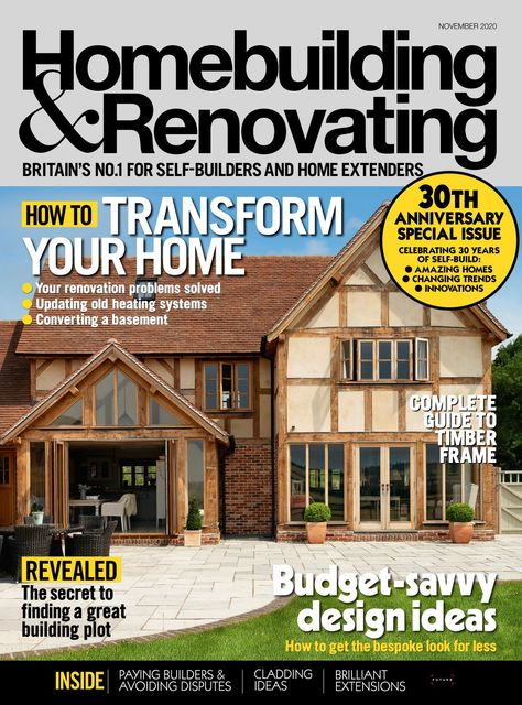 Homebuilding and Renovating 2020-09-24