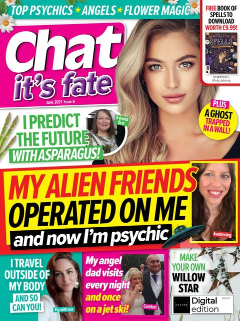 Chat It's Fate Magazine issue 06/2021