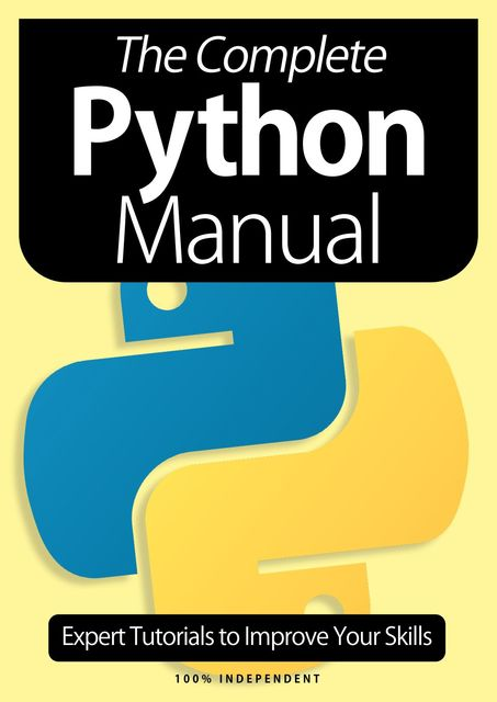 Python - The Complete Manual issue 03/2021