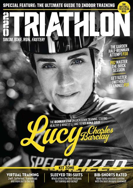 220 Triathlon issue 06/2020