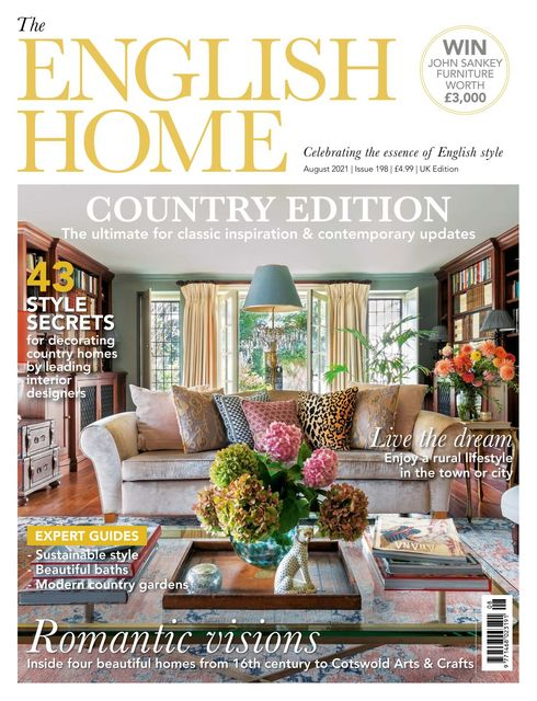 The English Home issue 08/2021