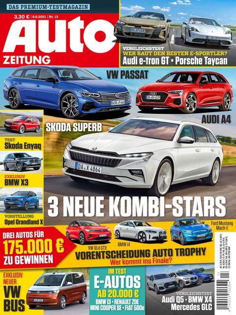 AUTO ZEITUNG Ausgabe 13/2021
