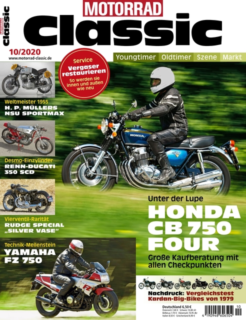 Motorrad Classic 2020-09-03