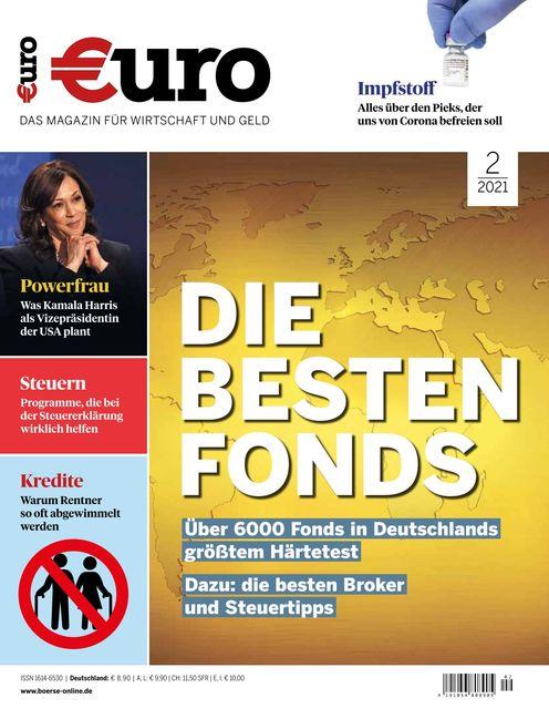 Euro Ausgabe 2/21