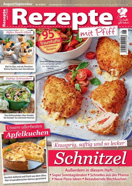 Rezepte mit Pfiff Ausgabe 06/2021