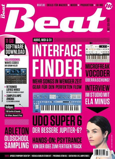 Beat Magazin (DE) Ausgabe 03/2021