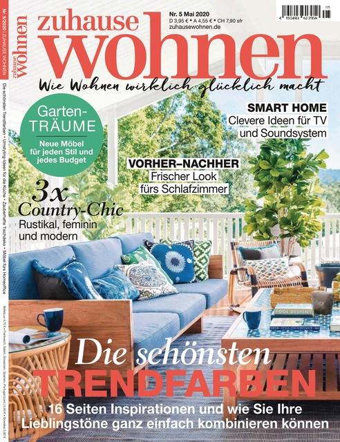 Zuhause Wohnen Ausgabe 05/2020