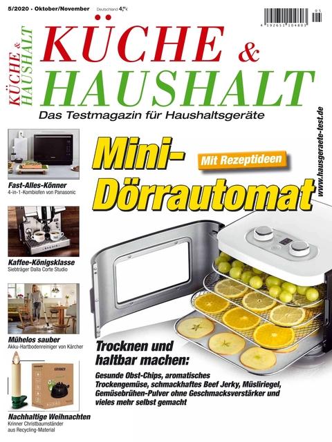 Küche & Haushalt Ausgabe 05/2020