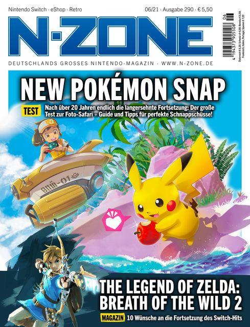 N-ZONE Ausgabe 06/2021