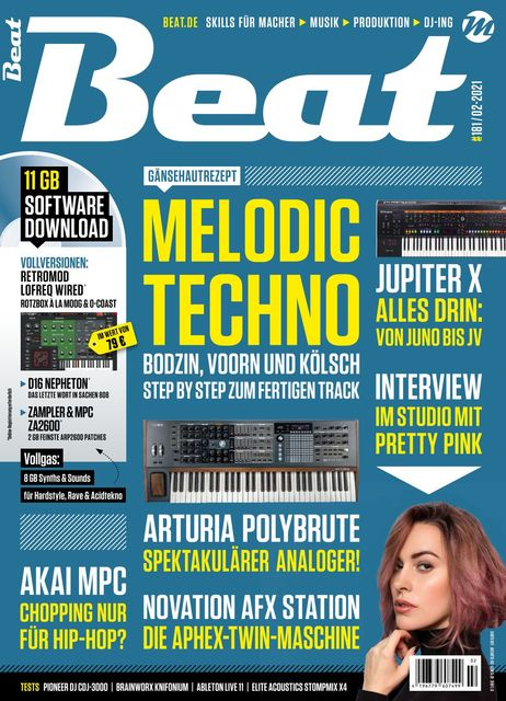 Beat Magazin (DE) Ausgabe 02/2021
