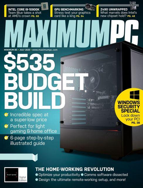 Maximum PC Magazine 2020-06-23