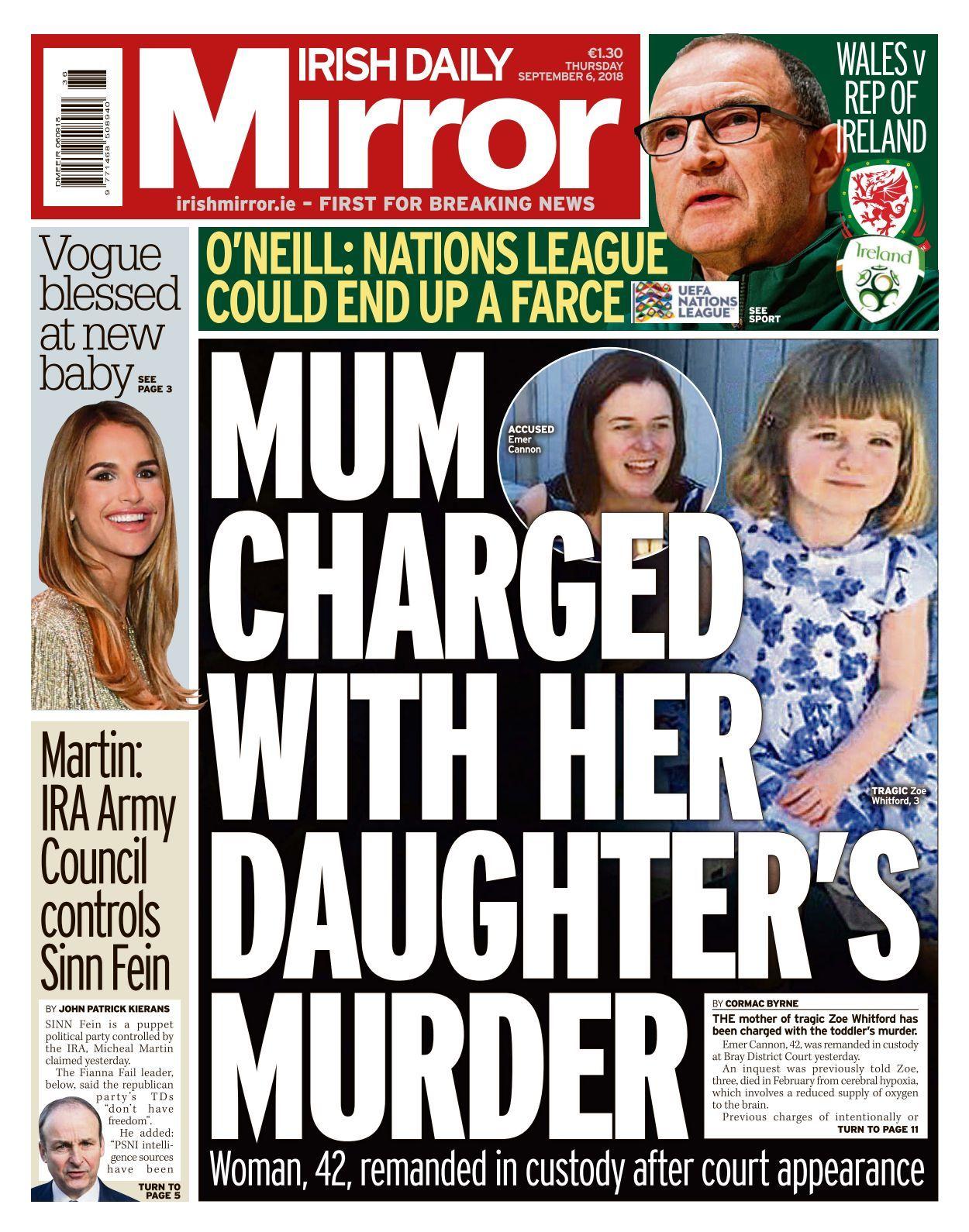 Irish Daily Mirror   20 20 20