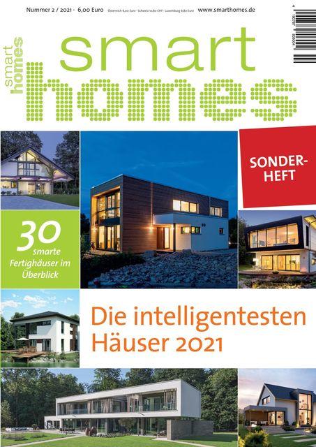 Smart Homes Sonderausgabe 02/2021