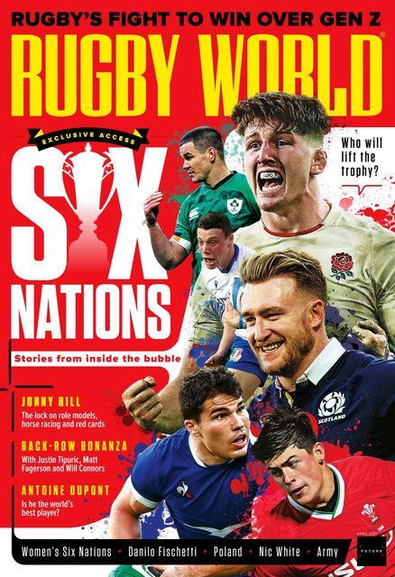 Rugby World Magazine 2021-03-09