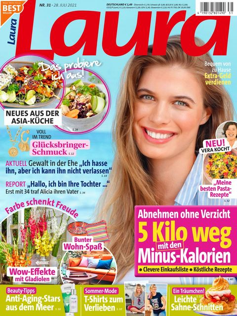 Laura Ausgabe 31/2021