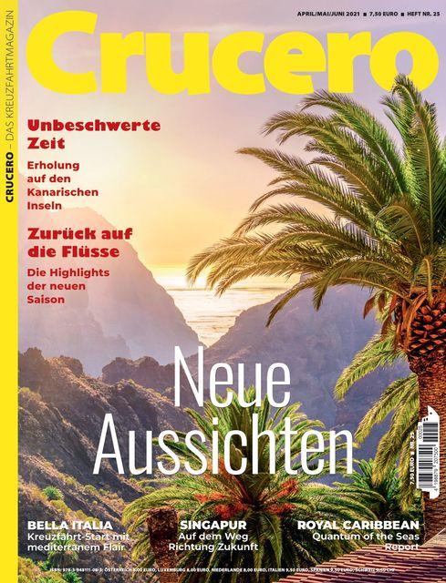 Crucero Ausgabe Nr. 25