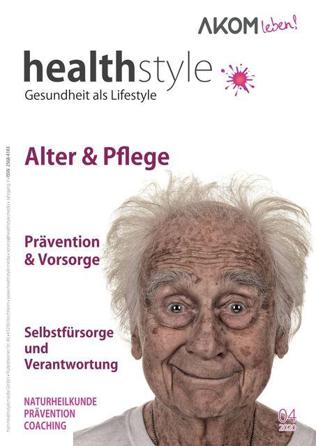 healthstyle - Gesundheit als Lifestyle Ausgabe 04/2020
