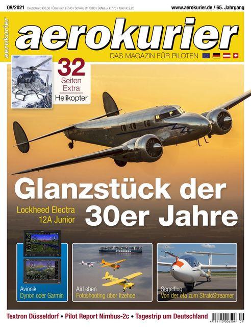 Aerokurier Ausgabe 09/2021