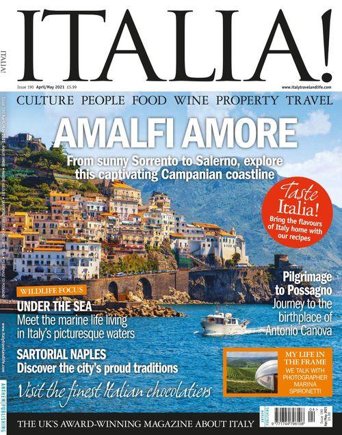 Italia! issue 190