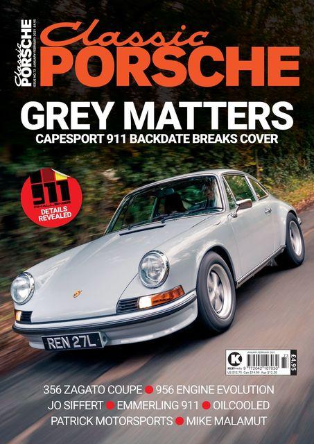 Classic Porsche issue 73