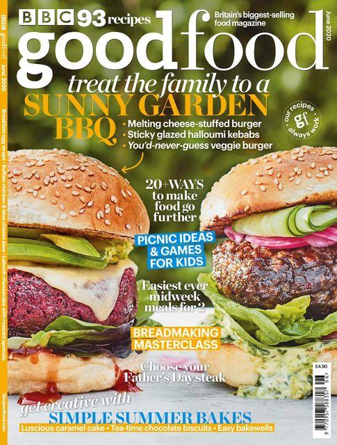 BBC Good Food issue 06/2020