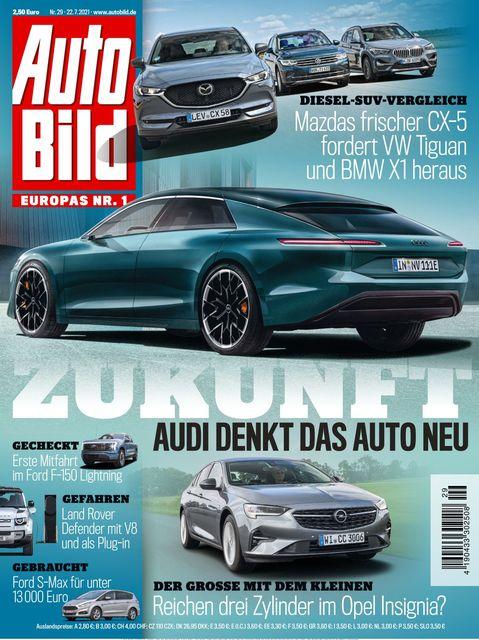 AUTO BILD 2021-07-22