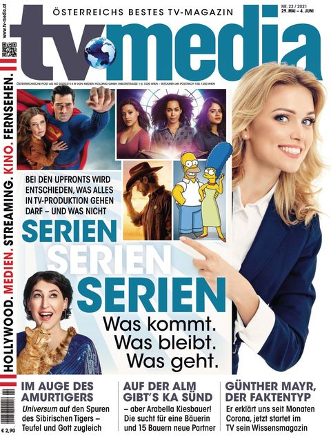 TV-Media Ausgabe 22/2021