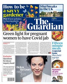 The Guardian - 2021-04-17
