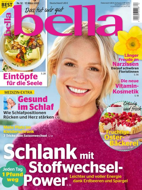 Bella Ausgabe 12/2021