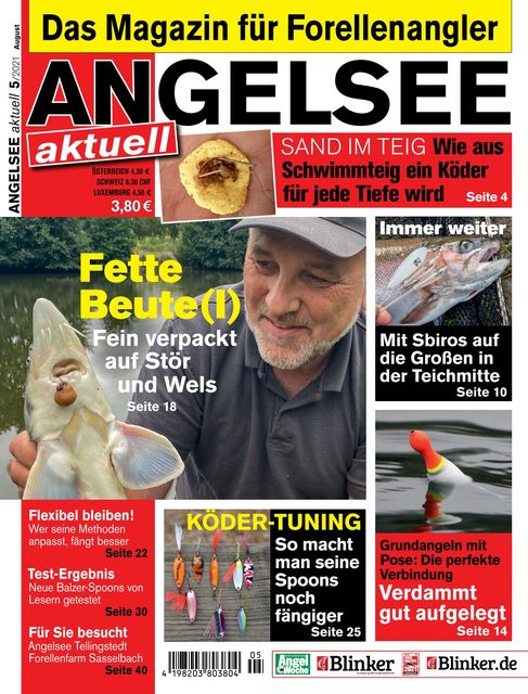 ANGELSEE aktuell Ausgabe 05/2021