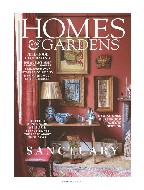 Homes & Gardens issue 02/2021