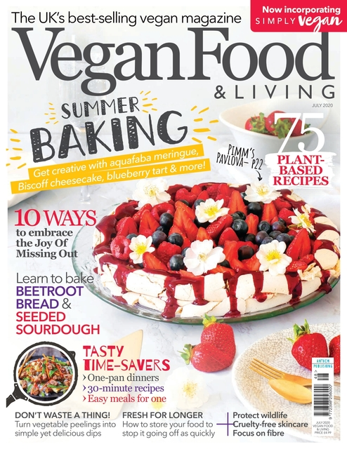 Vegan Food & Living issue 50, 07/2020