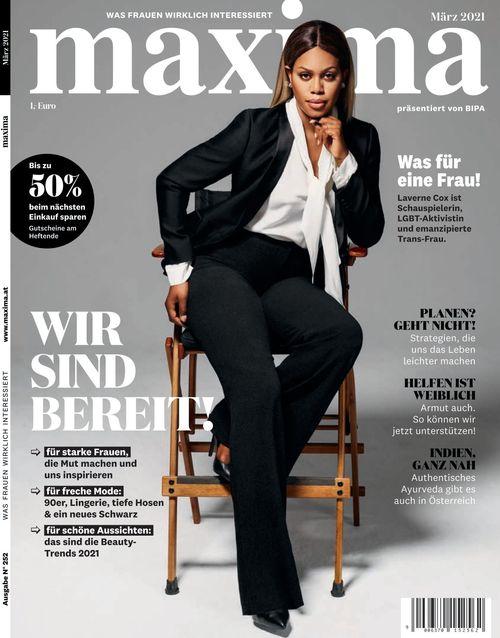 maxima Ausgabe 03/2021