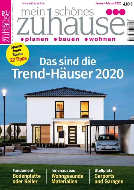 mein schönes zuhause°°° Ausgabe 01-02/2020