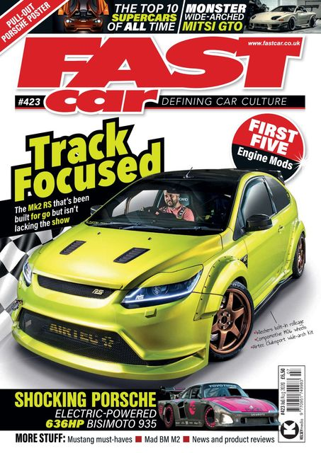 Fast Car issue 07-08/2020